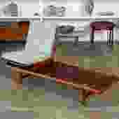 Teak Bench w/Modular Seat by Westnofa