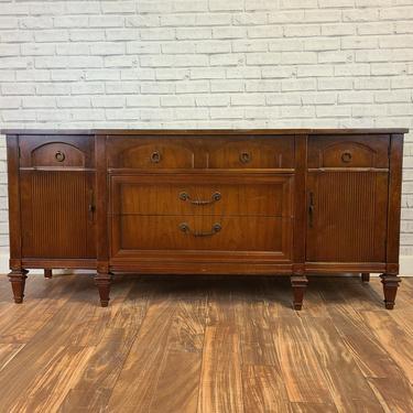 Item #155 Customizable Mid-century Neoclassical Sideboard by RenoVista