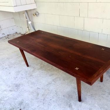 American Martinsville Midcentury Coffee Table