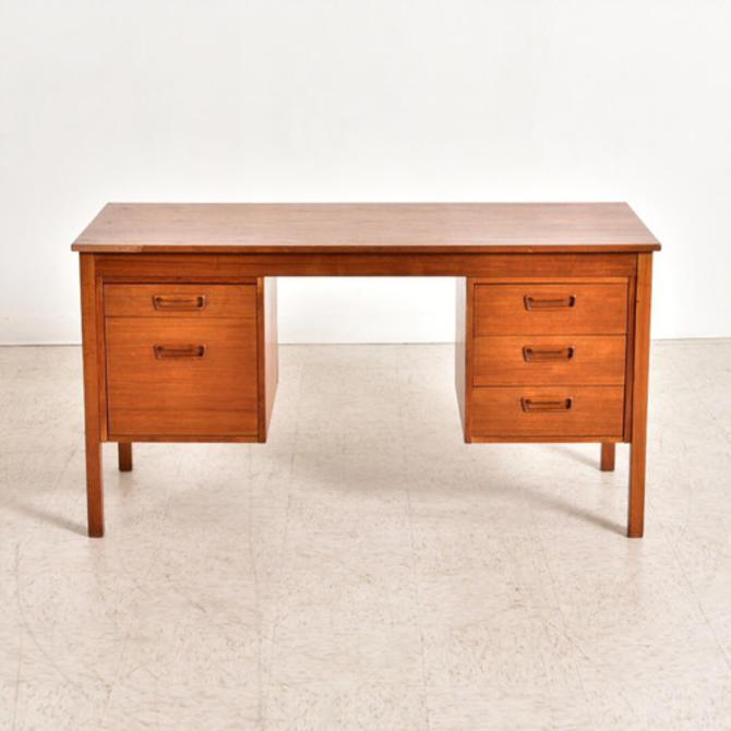 Teak Vintage Desk
