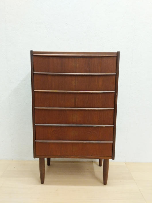 Vintage Danish Modern Teak Dresser by FarOutFindsNYC