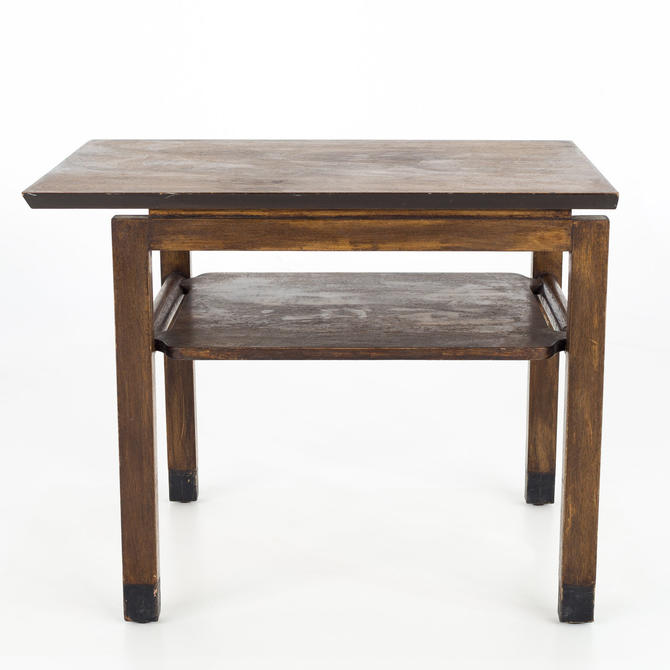 Edward Wormley for Dunbar Mid Century Side End Table - mcm by ModernHill