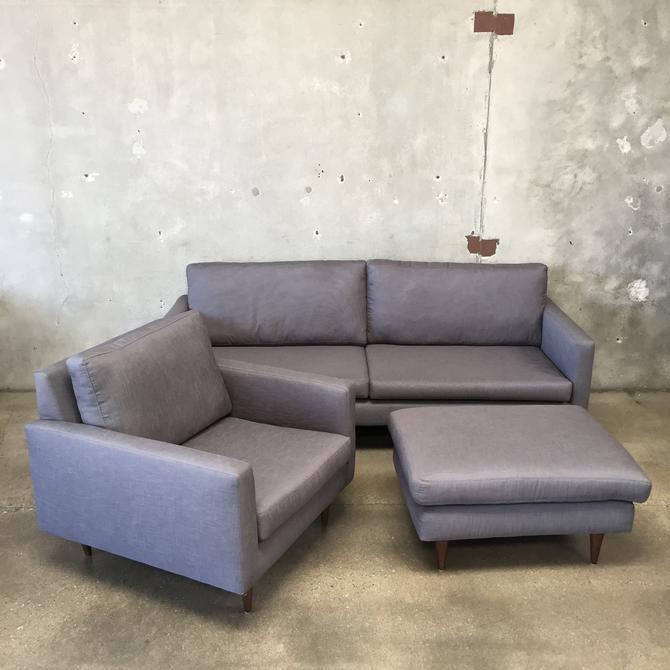 Mid Century Style Living Room Set