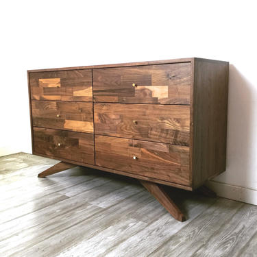 Divisadero 6 Drawer Mid Century Dresser by jeremiahcollection
