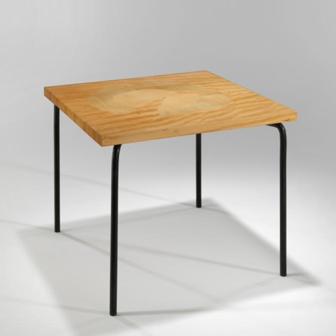 Michel Lefevre Low Marquetry Tables