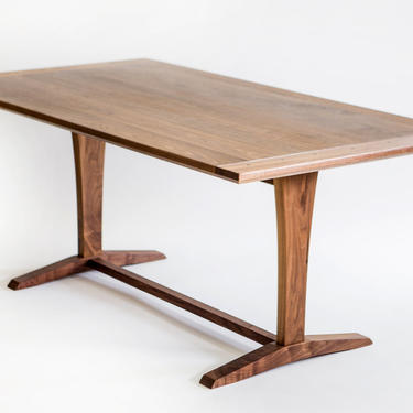 Trestle Dining Table by BenNewmanFurniture