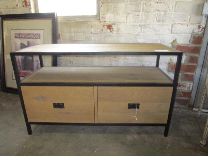 POTTERY BARN OFFICE CONSOLE