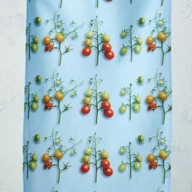Tomato Vine Tea Towel