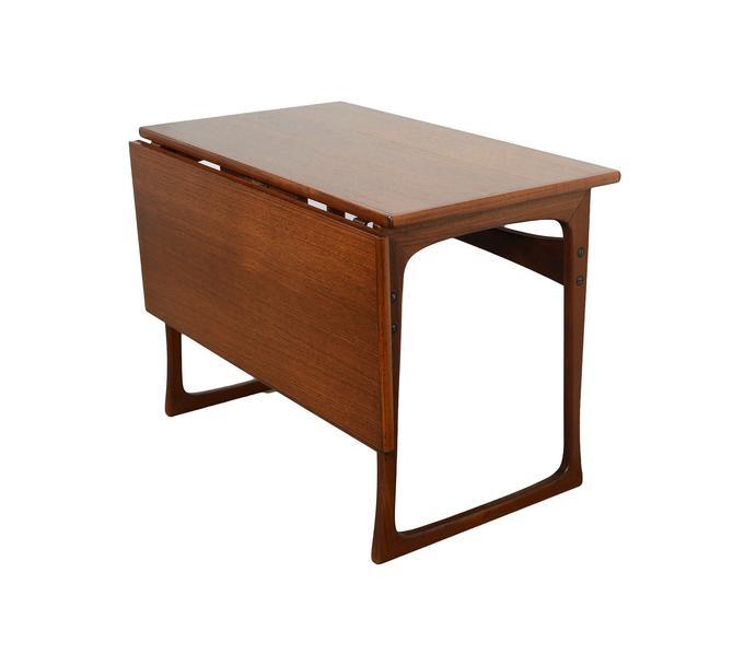 Teak Tables Odense Mobler designed J. Ingvard Jensen Denmark Danish Modern by HearthsideHome
