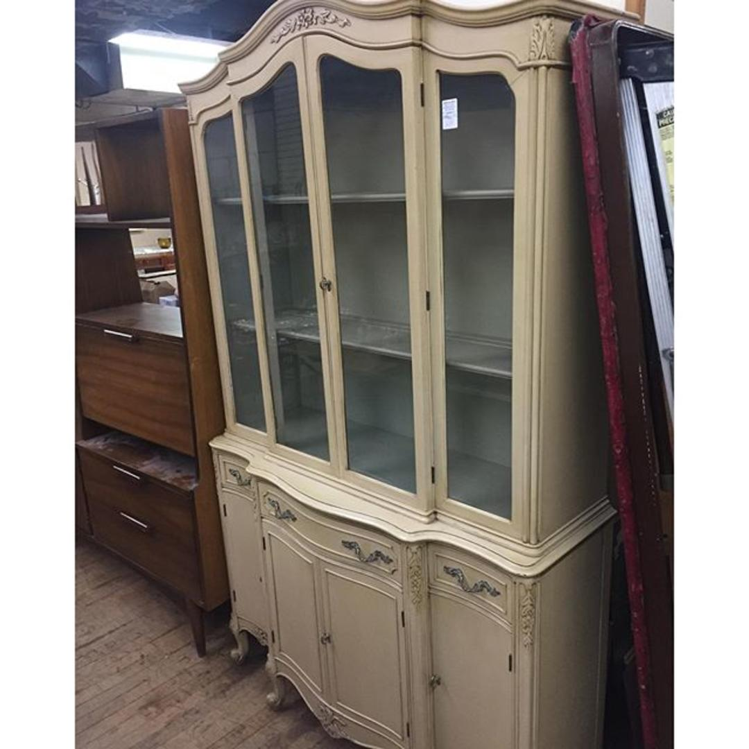 French Provincial Style Cream Colored