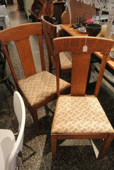 Dining chairs. $30/each