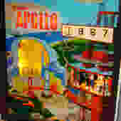 SOLD. Apollo Vintage Pinball Machine