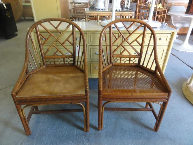 Chippendale Brighton Style Chairs