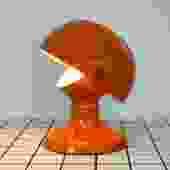 Tobia Scarpa Orange Jucker Lamp