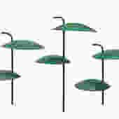 Maurizio Tempestini Garden Saucer Lamps by openairmodern