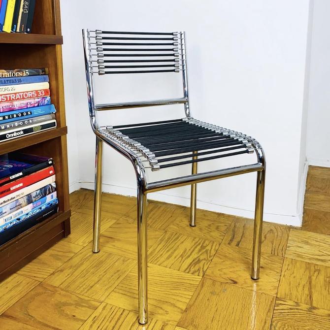 Vintage René Herbst  Sandows Chair