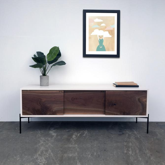 Roosevelt Credenza - Custom For Gerard by STORnewyork
