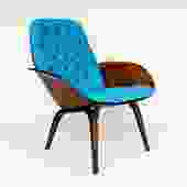 Mrs. Chairs Designed by George Mulhauser by Plycraft