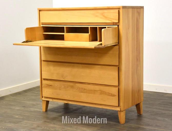 Leslie Diamond Conant Ball Solid Dresser Desk by mixedmodern1
