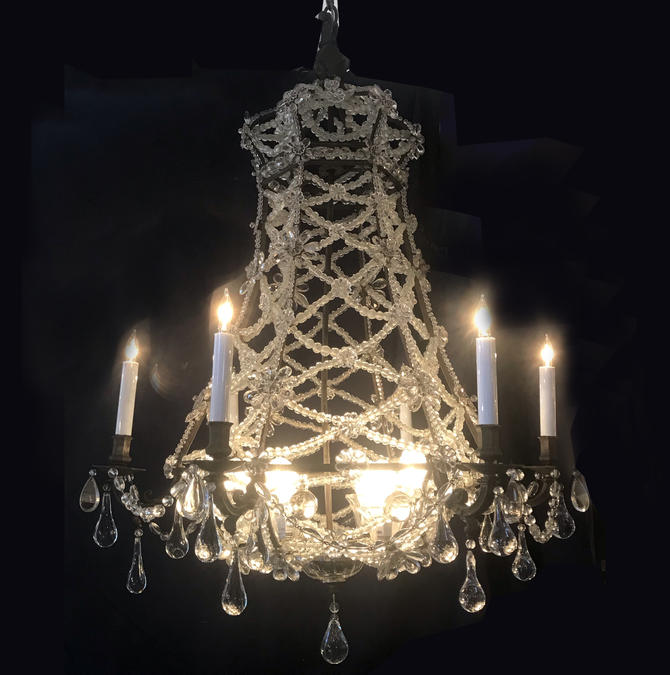 French Chandelier (More Information Coming Soon)