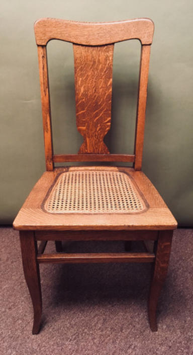 Circa 1900 Dining Chairs