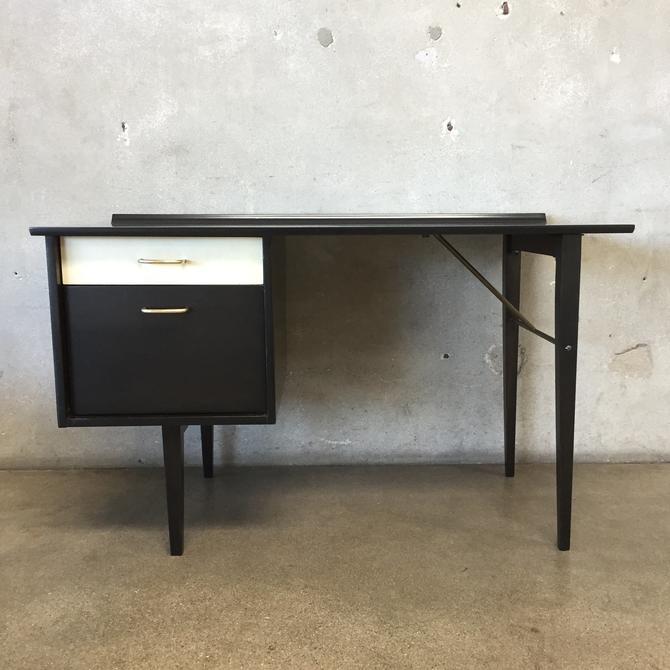 Rare Mid Century Milo Baughman Desk