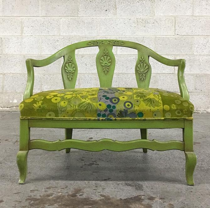 LOCAL PICKUP ONLY ------------ Vintage Chair by RetrospectVintage215