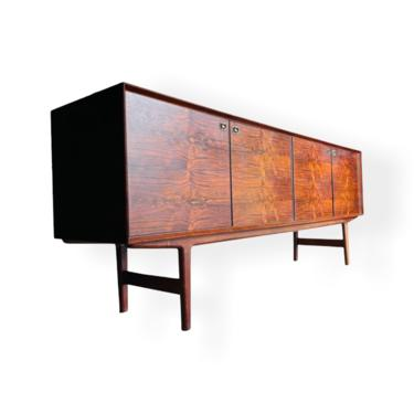 Mid-Century Modern Rosewood Sideboard by Fredrik Kayser for Viken Mobelfabrik