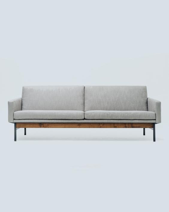 Brackish Neumann Sofa, Fabric