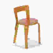 Alvar Aalto Low-Back Chair 65 by Artek
