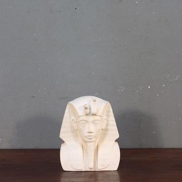 Plaster King Tut Statue