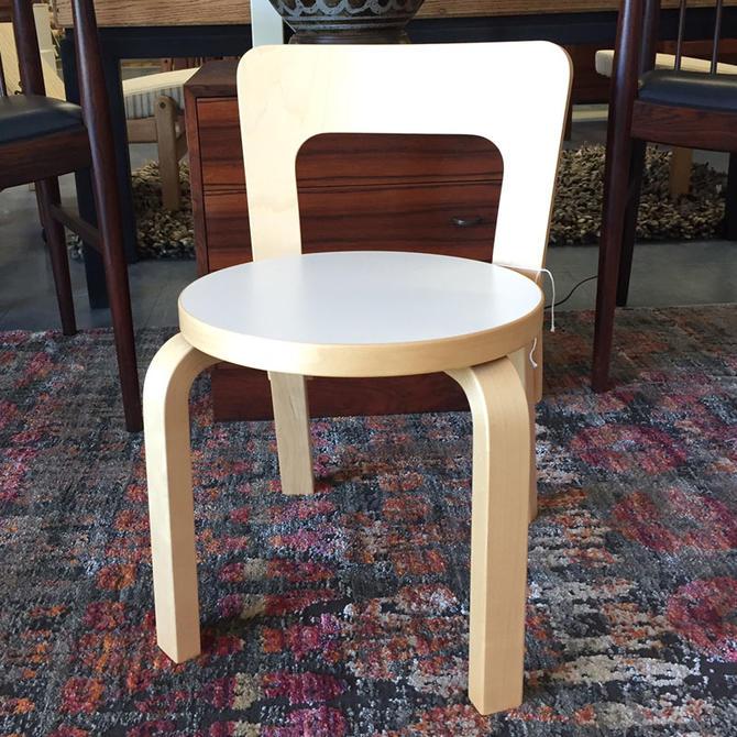 HA-10228 Artek Alvar Aalto N.65 Child\'s Chair