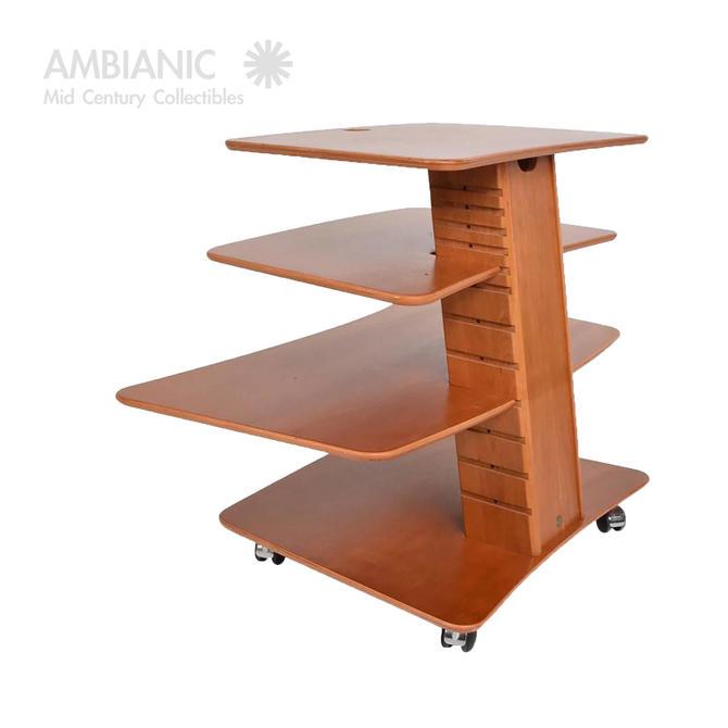 Mid-Century Danish Modern Aksel Kjesgaard Book Stand Table Desk by AMBIANIC