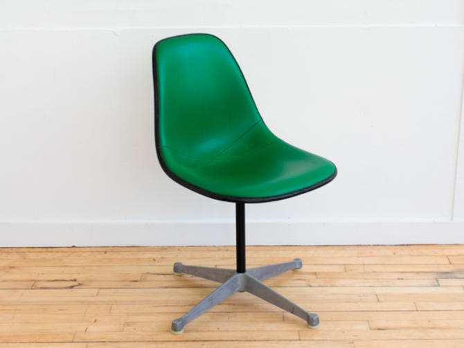 Ray and Charles Eames Psc Swivel Chair