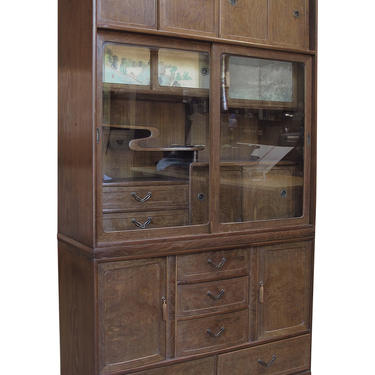 15C5 Cha Tansu 2 Section / SOLD