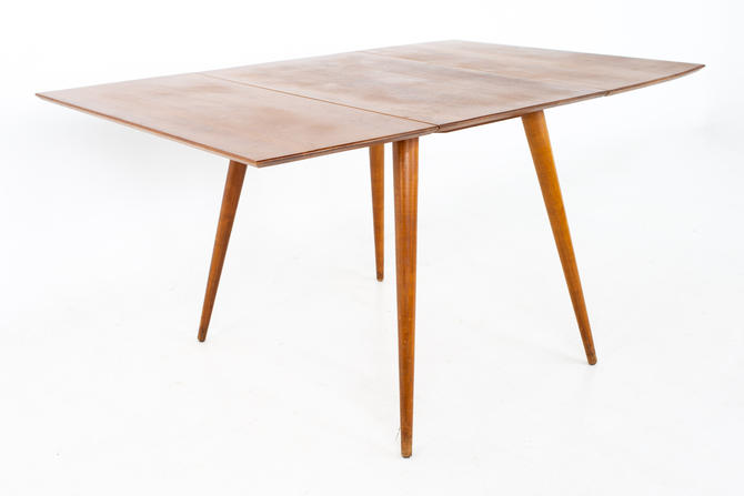 Paul McCobb Planner Group Mid Century Drop Leaf Dining Table - mcm by ModernHill
