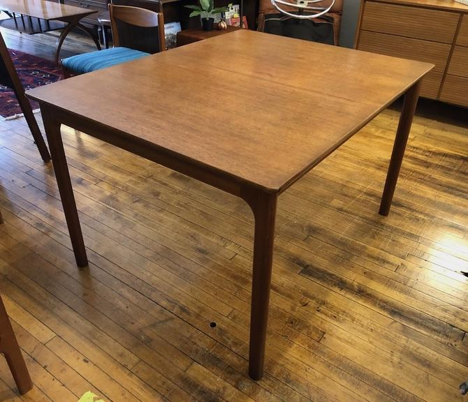 Vintage Teak extendable Dining Table by A.H. McIntosh-Scotland