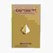 Pyramid Pin (Gold)