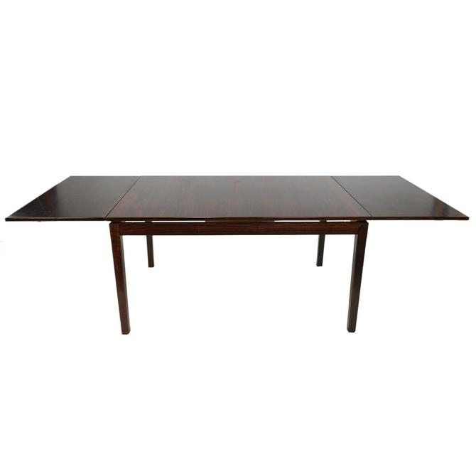 Skovby Rosewood Extension Dining Table