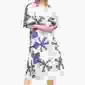 Henrietta Dress - Indigo