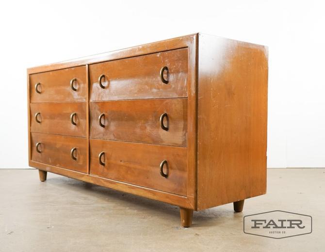 #536: John Stuart Large Mid Century Dresser