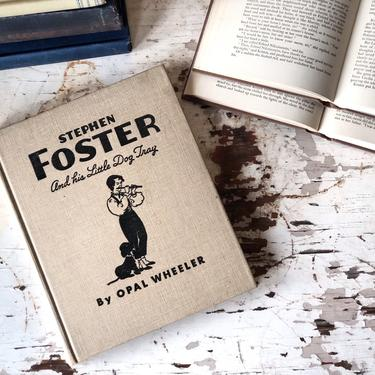Stephen Foster and His Little Dog Tray by CollectedATX