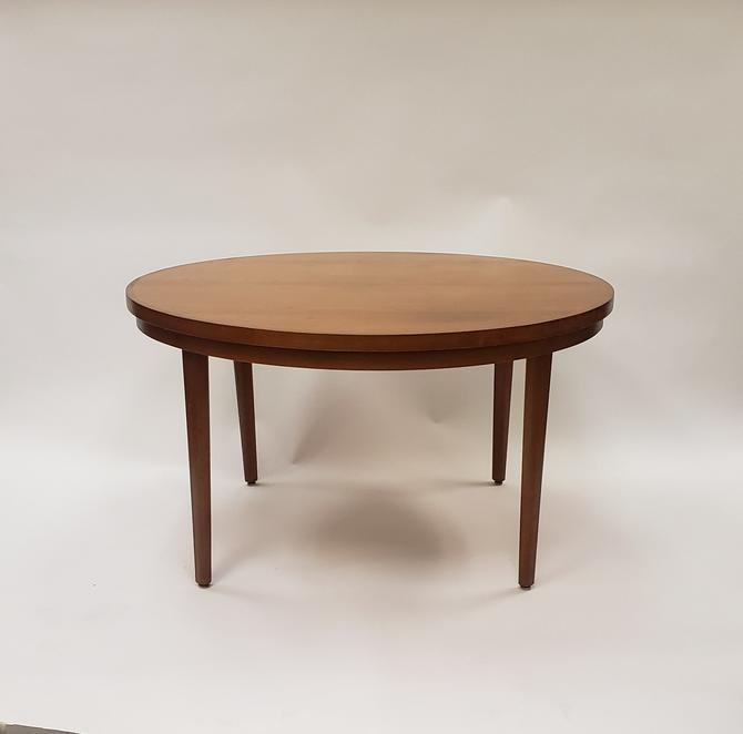 Lotus Flip Flap Danish Teak Dining Table by Dyrlund