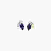 Birthstone Studs: Sapphire ( September)