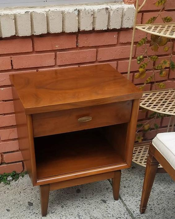 SOLD.                    Mod Night Stand
