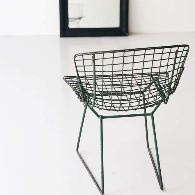 Vintage Bertoia Chair