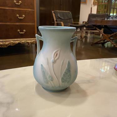 Art Deco Hull Pottery Calla Lily Vase by PrimaForme