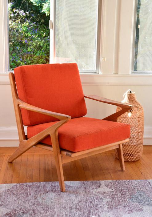 Stolkholm Chair Orange
