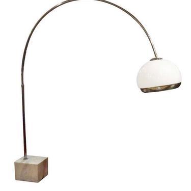 Harvey Guzzini Arc Floor Lamp by OMGaudyLA