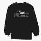 Critic Long Sleeve Tee (Black)